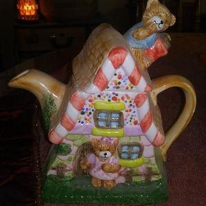 Teddy Bear Teapot